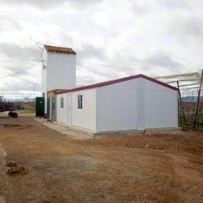 MÓDULOS PREFABRICADOS DE OFICINAS