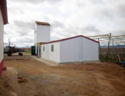OFICINAS PREFABRICADAS EN ALFAMEN