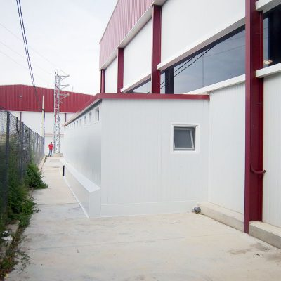 CONSTRUCCIÓN MODULAR EN CALATAYUD