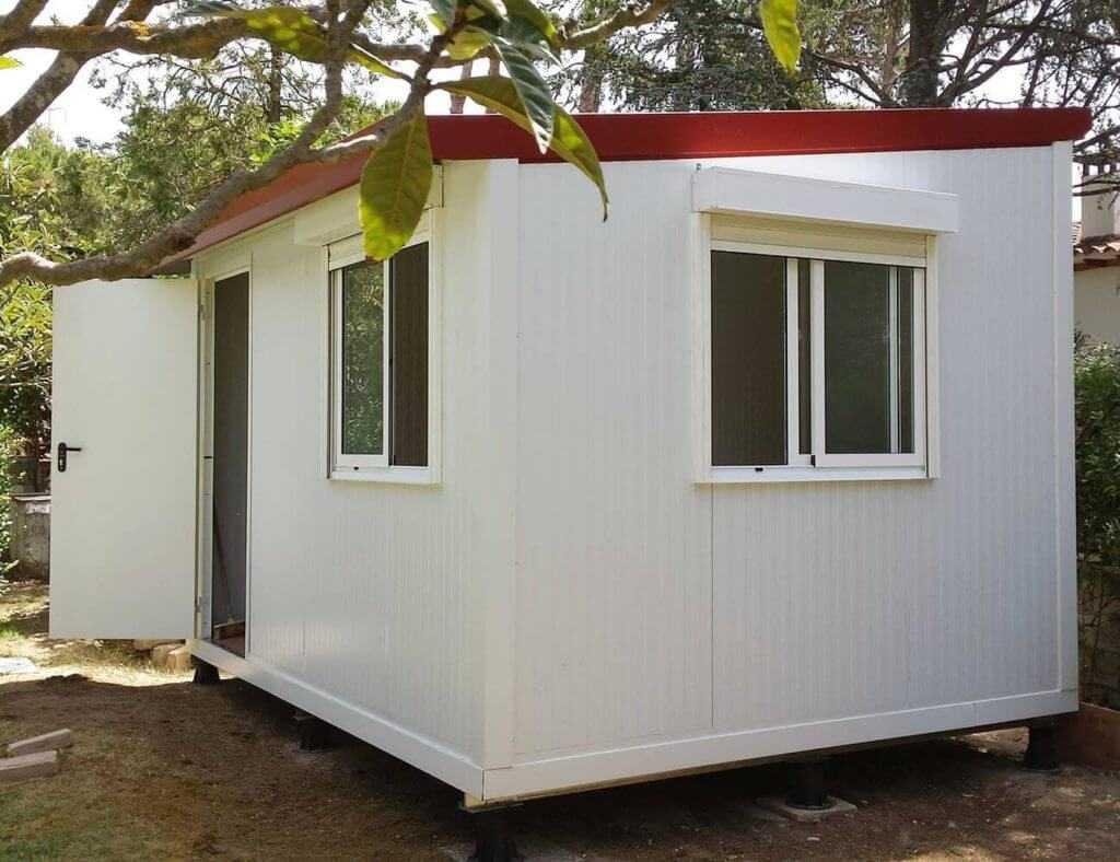 Casa prefabricada modular vivienda particular calatayud - Casas prefabricadas en zaragoza ...