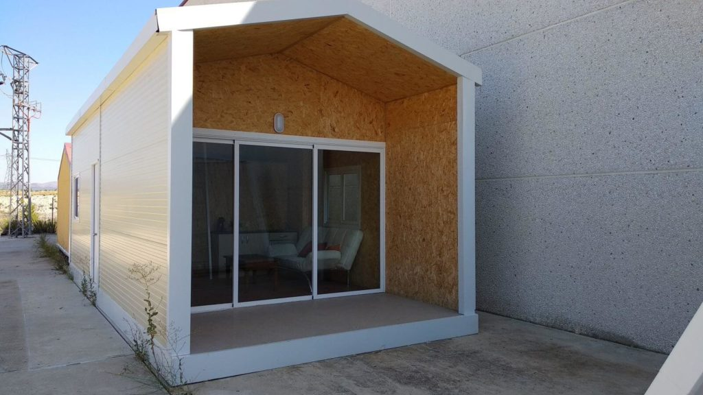 Sismoha venta de viviendas prefabricadas en zaragoza - Casas prefabricadas en zaragoza ...