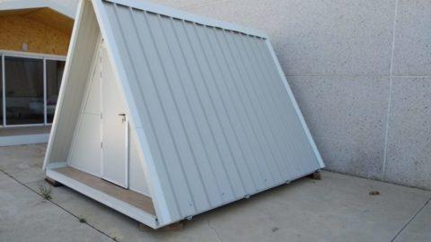 venta de bungalow para camping