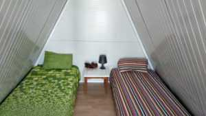 bungalow para camping bielsa