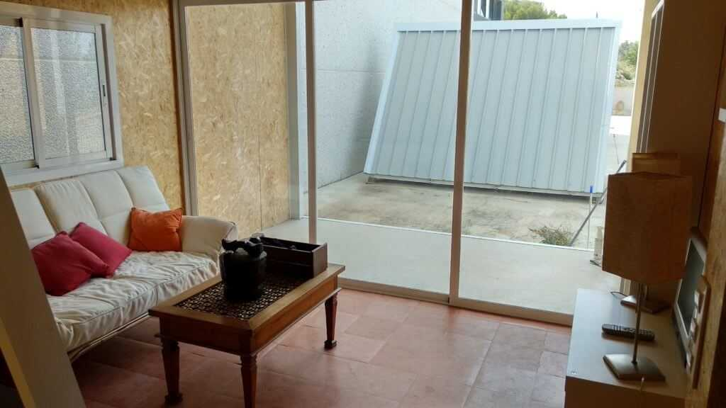 casa prefabricada de madera en zaragoza