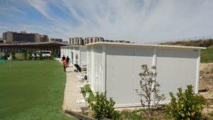 modulo prefabricado para cafeteria y oficinas en zaragoza