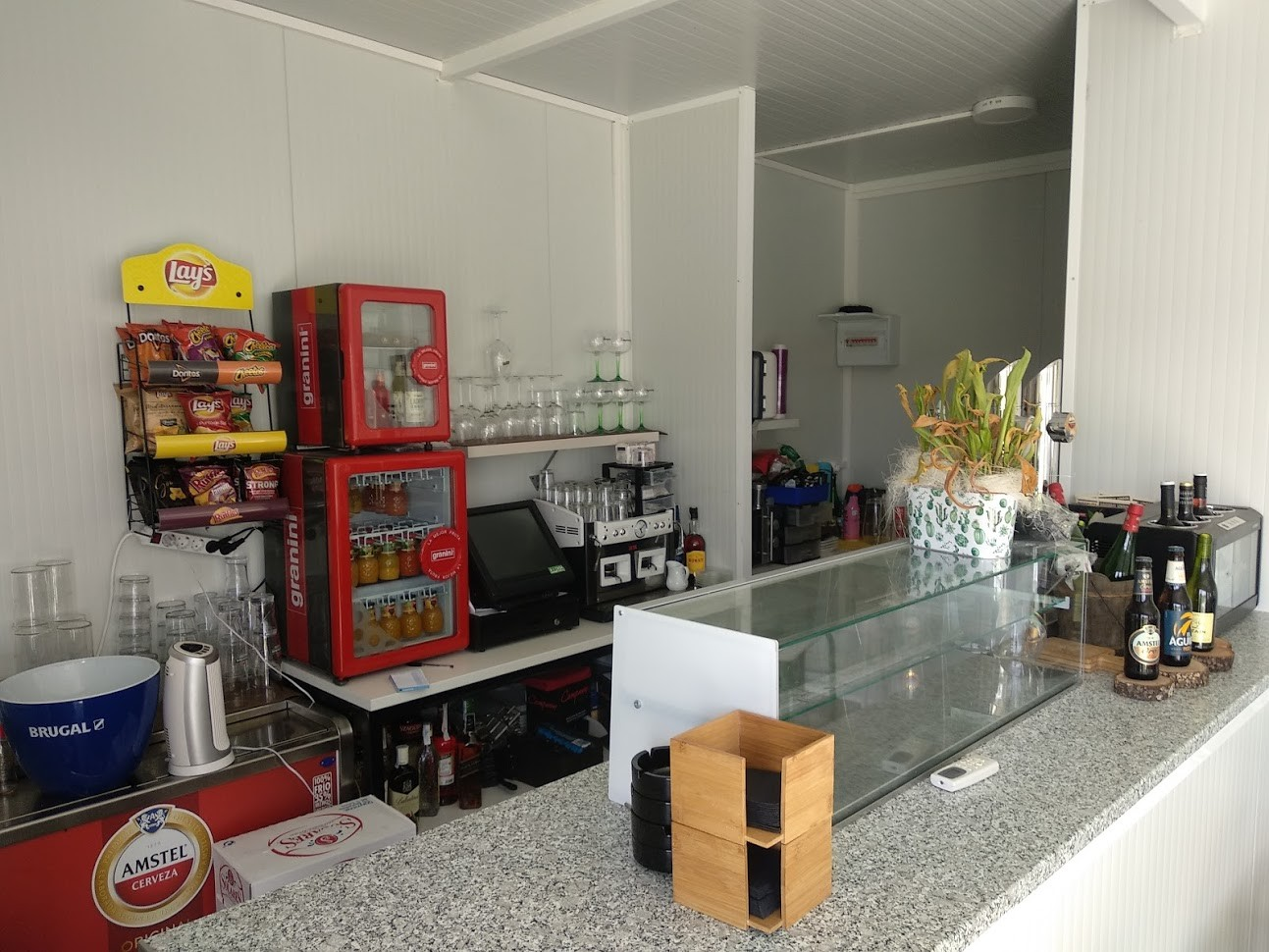 cafeteria prefabricada en teruel