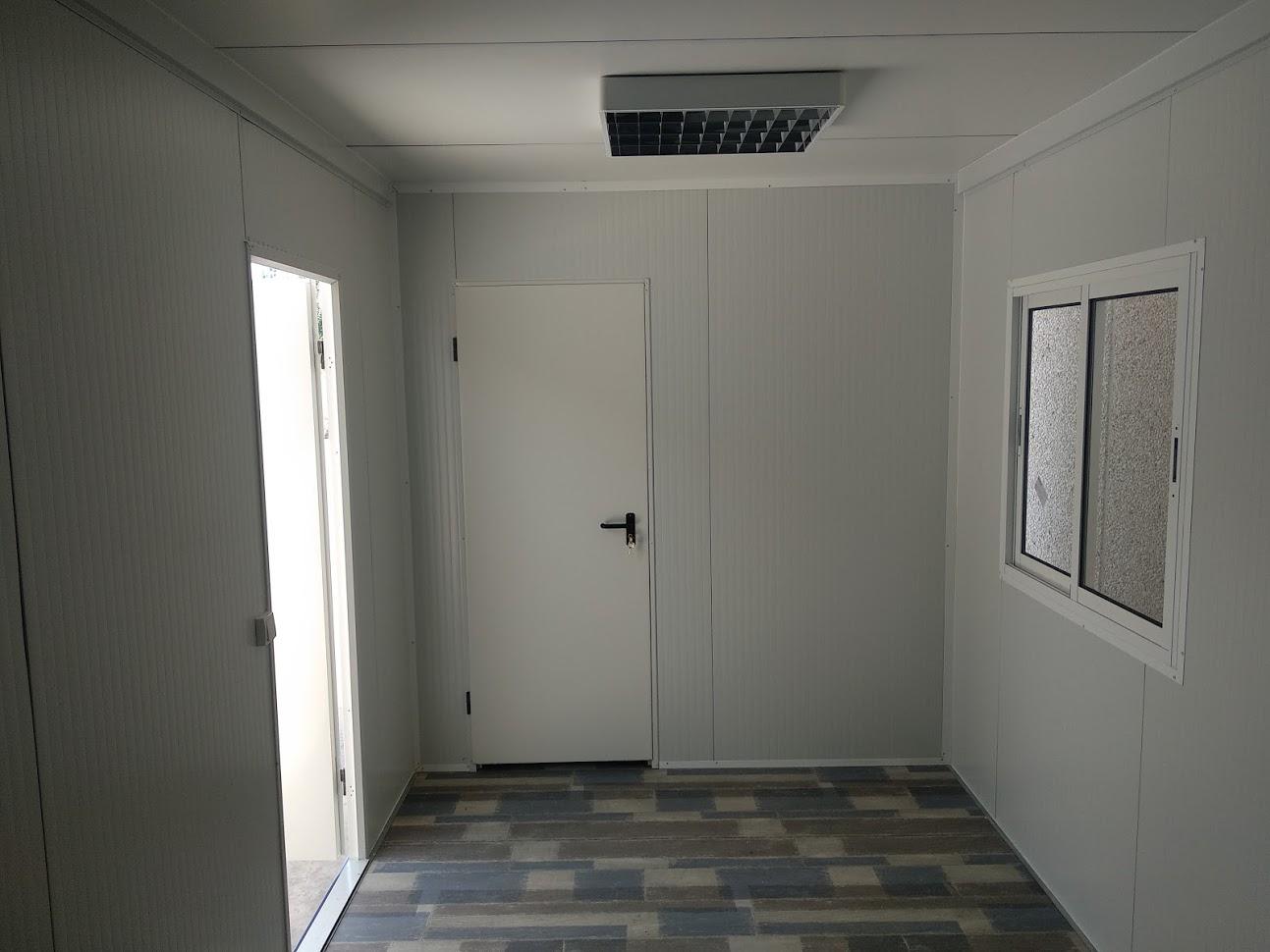 oficinas de obra prefabricadas en zaragoza