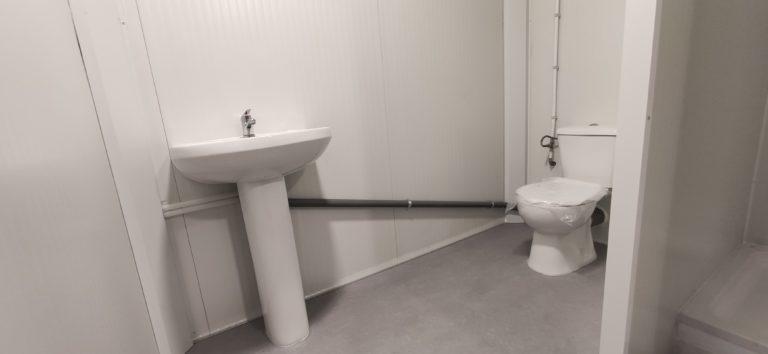baño prefabricado en vinaroz