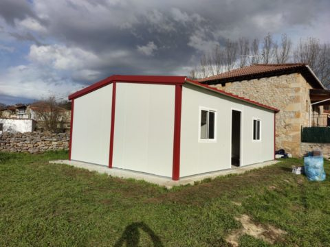 casa prefabricada en burgos