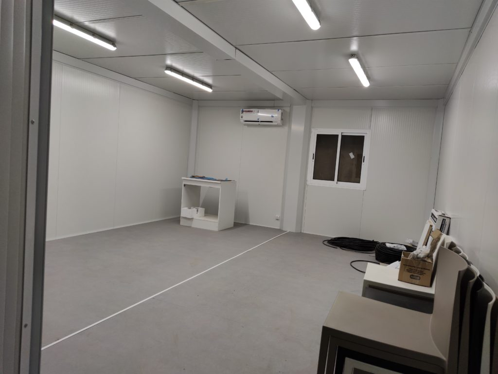 modulo de oficinas prefabricadas en san sebastian