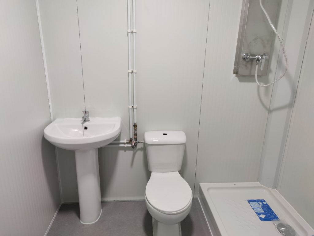 modulos de baños prefabricados en san sebastian