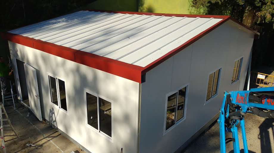 aula prefabricada en argentona (barcelona)