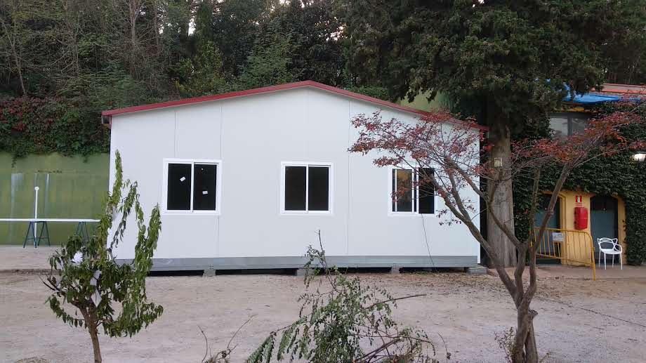 casa prefabricada en barcelona