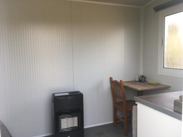 cocina de casa prefabricada en zaragoza