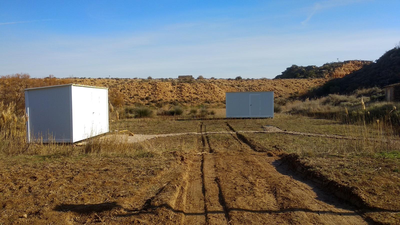 conjunto de modulos para segunda residencia en zaragoza