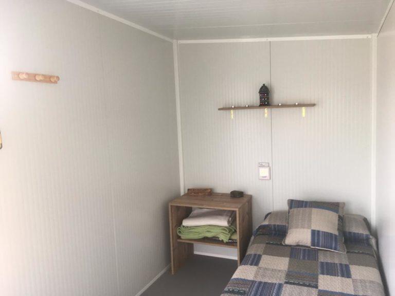 dormitorio vivienda prefabricada en zaragoza