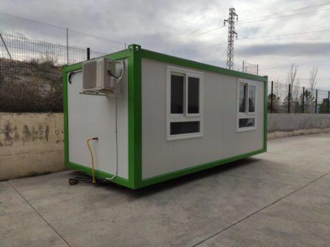 modulo prefabricado para comedor en madrid