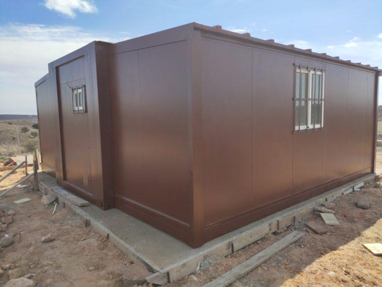 vivienda prefabricada en soria