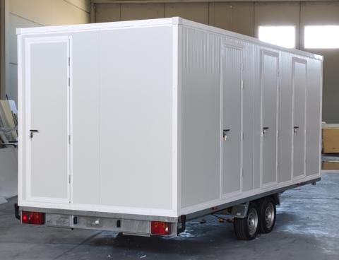modulo prefabricado transportable