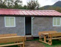 vivienda prefabricada en goritz